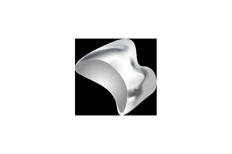 メタルクラウン(銀歯)