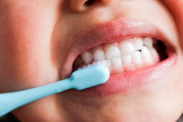 虫歯になりにくいお口を目指します