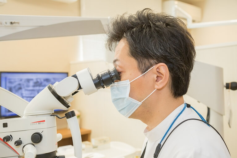 先進設備の導入でより正確な歯科治療を